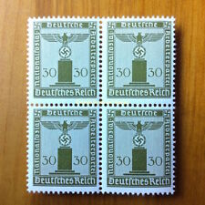 EBS Germany 1942 30 Pfennig Nazi Party Official Dienst BLOCK 4 Michel 164 MNH**