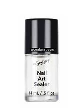 So Easy Nail Art Sealer Top Coat 14ml = 0.5oz BRAND NEW