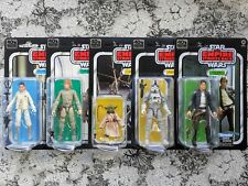 Star Wars Empire Strikes Back 40th Anniversary Black Series 6-In Action Figures