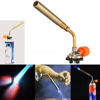 Outdoor Portable Ignition Butane Gas Torch Welding BBQ Flame Gun Lighter Burner