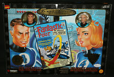 Fantastic Four Famous Cover Series Figures Toy Biz (JSA) '98 Signed by Stan Lee