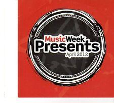 (FP982) Various Artists, Music Week presents June 2012 - 2012 CD