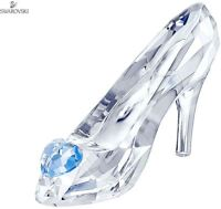 New in Box Swarovski Crystal Disney Cinderella's Slipper LE 2015 #5035515