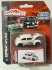 MAJORETTE VINTAGE DELUXE VW BEETLE RACING