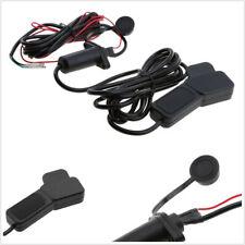 Universal ATVs UTV Waterproof DC12V Winch Corded Remote Rocker Switch System Kit