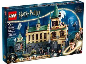 LEGO 76389 Hogwarts Chamber of Secrets (Brand New Sealed)