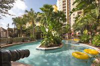 Wyndham Bonnet Creek Orlando FL Disney Dec 3-6 December- 2 bdrm - 3 nights