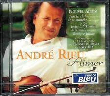 "CD - André RIEU -  ""  Aimer  "" 18 titres "" Boitier Cristal  "" NEUF -"
