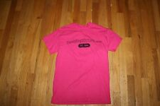 "GILDAN HEAVY COTTON T-SHIRT PINK SIZE S  ""SEEKING SITTERS.COM"" NEW WITHOUT TAG"