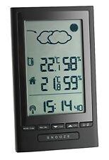 TFA Dostmann Funkwetterstation Modus Plus übersichtliches Display Hintergrundbel