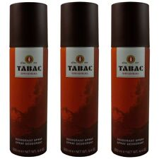 Tabac Original 3 x 200 ml Deo Deodorant Spray Set