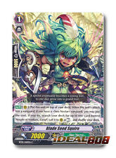 Cardfight Vanguard  x 4 Blade Seed Squire - BT05/049EN - C Pack Fresh Mint