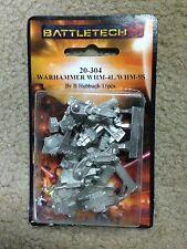 Classic Battletech Warhammer WHM-4L/WHM-9S 20-304 NISB