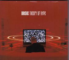 Basic - Theory Of Hype - CD (BNE 2007 YOY082)
