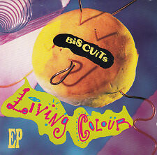 LIVING COLOUR : BISCUITS / CD (EPIC EPC 4687402)