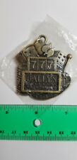 "New 2"" Bally's Hotel & Casino Metal Keychain - Gamble slot machine 777 casino"