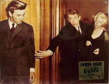 Photo Prestige Cinéma 30x39cm A L'EST D'EDEN (EAST OF EDEN) James Dean TBE c