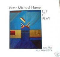 Peter Michael Hamel Let it play-Selected pieces 1979-83 [LP]