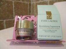 Estee Lauder Revitalizing Supreme Global Anti-Aging Creme .17 oz travel size NEW