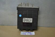 1997 Volkswagen Golf Engine Control Unit ECU 037906259D Module 41 5J4