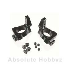 Hot Bodies Aluminum Front Spindle Carrier Set 10 Degree - HBS67215