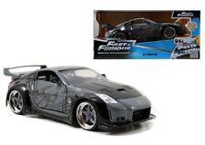 Nissan 350Z DKs Fast And Furious Tokyo Drift 1/24 Scale Diecast Car Jada 97172