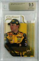 Matt Kenseth 2003 Press Pass Premium Challenger BGS 9.5 Gem Mint PSA? hot rare