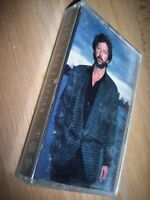 1986 Eric Clapton August Cassette