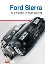 Ford Sierra - Rep-mobile to Road Rocket (New DVD) RS500 Cosworth XR4x4 etc