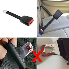 Cars Seat Belt Extender Extension 36cm High Strength Nylon Safety Buckle Clip HX