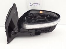 OEM USED NISSAN MURANO 15 16 17 POWER DOOR MIRROR SIGNAL LH no heat no camera