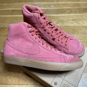 Nike Mens Blazer Mid 77 Suede Shoes Light Redwood Gum CI1172 800 Size 7.5