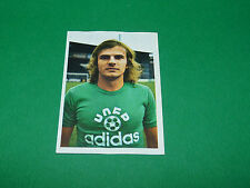 201 BERETA AGEDUCATIFS PANINI FOOTBALL 1974-75 OM 74 OLYMPIQUE MARSEILLE