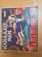 Vintage NIB 1975 KARAAATE Men By Aurora ~ Karate Action Figure Fighting Men
