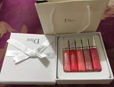 Dior Exclusive 5 Pcs Mini Lipgloss Gift Set