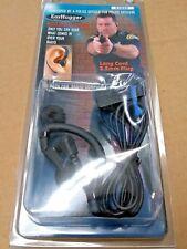 New In Box EarHugger Law Enforcement Audio Only Headphones Model S2000