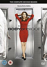 BODY OF PROOF COMPLETE SERIES 2 DVD Second Season Dana Delany Jeri Ryan New UK