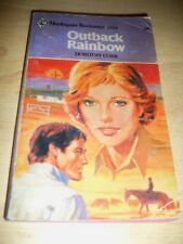 HARLEQUIN OUTBACK RAINBOW BY DOROTHY CORK (PAPERBACK 1978)