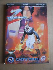 The KIng of Fighters Zillion  Andy Seto vol.3  [G370L]