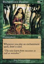 ▼▲▼  Enchantress's presence ( l'enchanteresse) ONSLAUGHT #261 ENGLISH MTG Magic