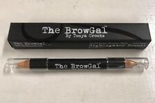 The BrowGal Highlighter Pencil New In Box Gold/Nude