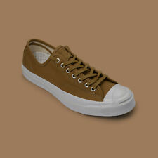Converse Jack Purcell OX Sand Dune Natural Casual Sneaker Mens Size 10.5 New