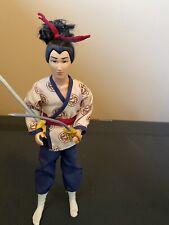 Mattel Disney  1968?Captain Li Shang From Mulan Great Condition