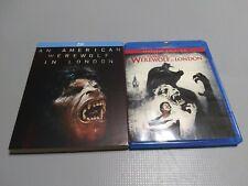 An American Werewolf In London (Blu-Ray) Like New!