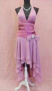 Neu schönes Abendkleid helllila sehr elegant Größe.42 reduziert