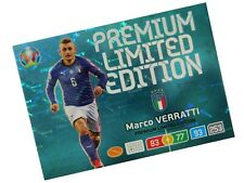 PANINI ADRENALYN XL EURO 2020 PREMIUM LIMITED EDITION MARCO VERRATTI