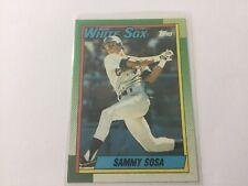 1990 TOPPS # 692  SAMMY SOSA ROOKIE CARD!!!