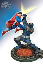DC Comics 1st Edition Superman Versus VS Darkseid Statue New from 2008