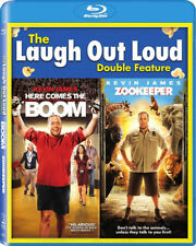 Here Comes The Boom / Zookeeper [New Blu-ray] 2 Pack, Ac-3/Dolby Digital, Dolb