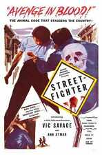 Street Fighter 1959 Poster 01 A4 10x8 impresión fotográfica